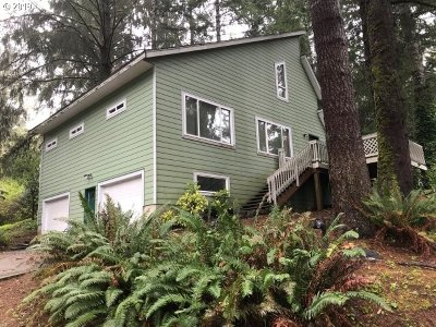 Florence Single Family Home Pending: 5859 Mercer Creek Rd