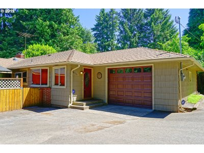 Salem Single Family Home For Sale: 4154 12th St Cut Off