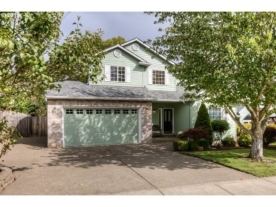 Salem Single Family Home For Sale: 2761 Harding Ave NW