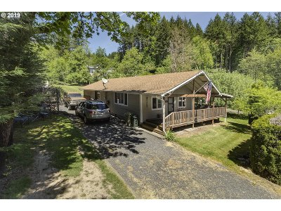 Portland Single Family Home For Sale: 11631 NW Laidlaw Rd