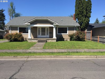 Single Family Home For Sale: 3979 Robin Ave