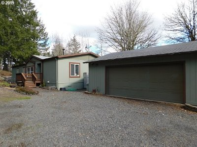 Vernonia Single Family Home For Sale: 1120 Roseview Heights Ave