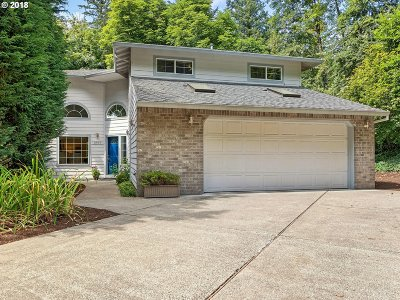 Single Family Home For Sale: 5907 SW Yamhill St