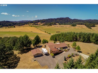 McMinnville Single Family Home For Sale: 17001 SW Masonville Rd