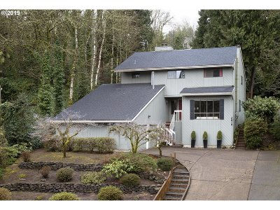 West Linn Single Family Home Bumpable Buyer: 2018 Parkside Ct
