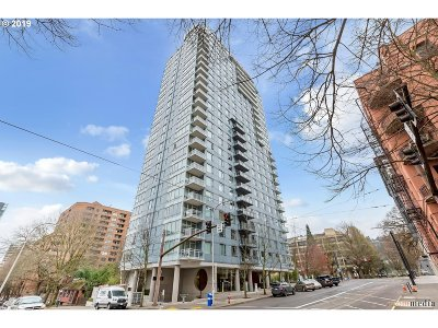 Portland Condo/Townhouse For Sale: 1500 SW 11th Ave #1206