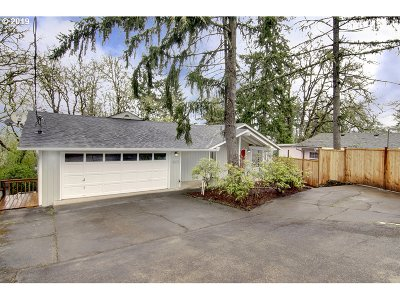Single Family Home For Sale: 3071 Whitbeck Blvd
