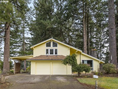 Canby Single Family Home For Sale: 720 NE 31st Pl