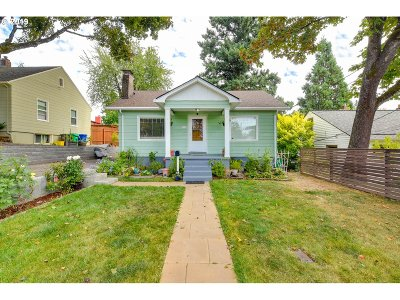 Portland Single Family Home For Sale: 7316 SW 29th Ave