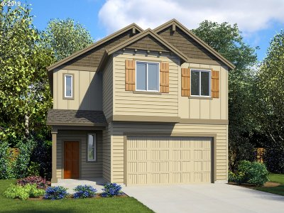 Camas Single Family Home For Sale: 3403 NE Kingbird St #LOT41