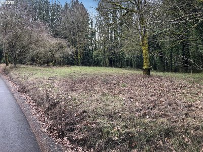 Tualatin Residential Lots & Land For Sale: SW Prosperity Park Rd #19