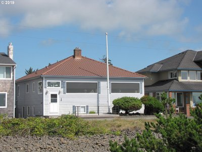 Seaside Single Family Home For Sale: 2175 S Prom