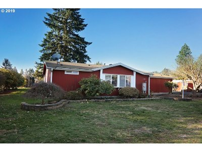 Clackamas County Single Family Home For Sale: 28080 SE Haley Rd
