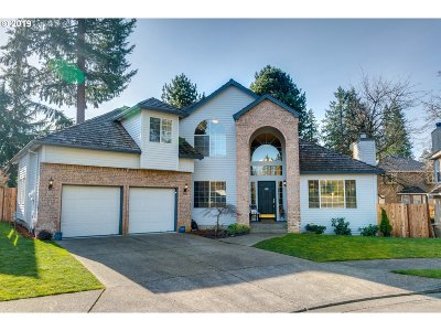 Tualatin Single Family Home For Sale: 4870 SW Taposa Ct