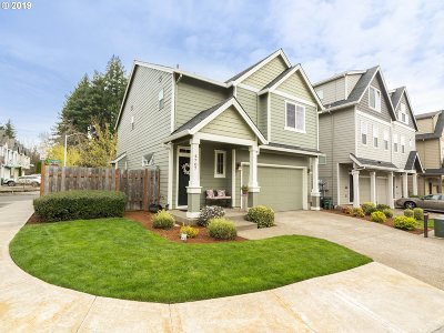 Hillsboro Single Family Home For Sale: 4707 SE Dylan Way