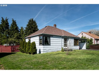 Single Family Home For Sale: 1064 E Taylor Ave