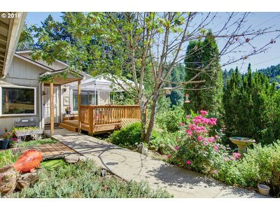 Newberg, Dundee, Lafayette Single Family Home For Sale: 33909 NE Corral Creek Rd