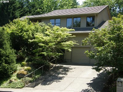 West Linn Single Family Home For Sale: 6400 Skyline Dr