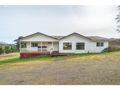 Clackamas County, Columbia County, Jefferson County, Linn County, Marion County, Multnomah County, Polk County, Washington County, Yamhill County Single Family Home For Sale: 3901 Sample Rd