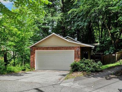 Portland Single Family Home For Sale: 4619 W Burnside Rd