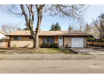 Eugene Single Family Home For Sale: 795 Cherry Ave
