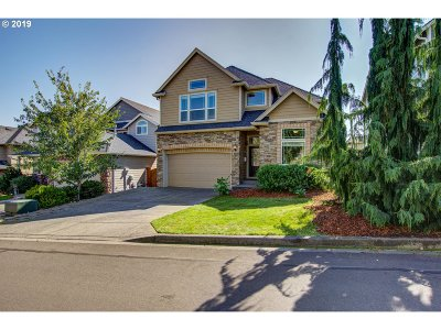Washougal Single Family Home For Sale: 862 W T St