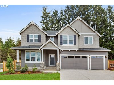 Happy Valley, Clackamas Single Family Home For Sale: 15337 SE Lewis St #Lot20