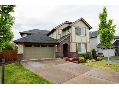 Camas Single Family Home For Sale: 4007 NW 20th Ave