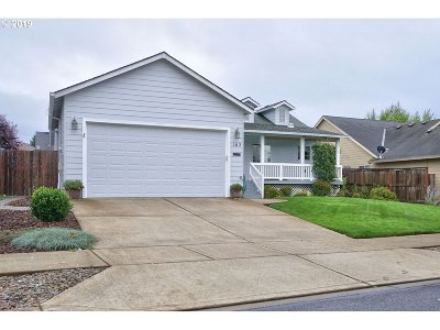 Newberg, Dundee, Mcminnville, Lafayette Single Family Home For Sale: 162 SW Valleys Edge St