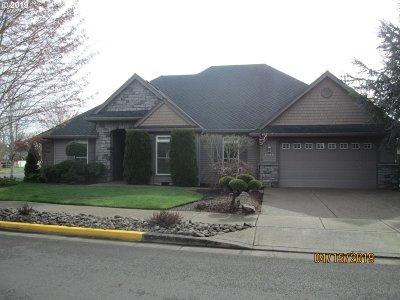 Woodburn Single Family Home Pending: 2482 Meridian Dr