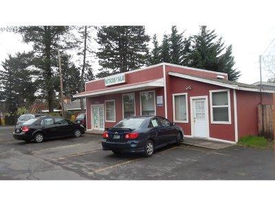 Portland Single Family Home For Sale: 10812 SE Powell Blvd