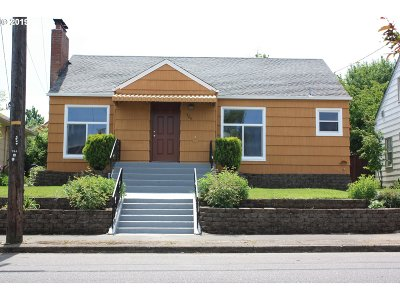 Portland Single Family Home For Sale: 524 N Holland St