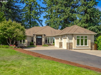 Portland Single Family Home For Sale: 11695 SW Lancaster Rd
