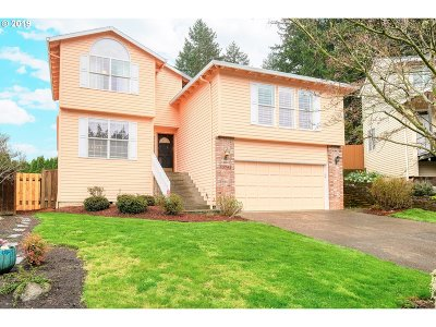 Tigard Single Family Home For Sale: 13745 SW Rosy Ct
