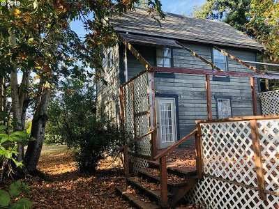 Single Family Home For Sale: 14010 S Union Hall Rd