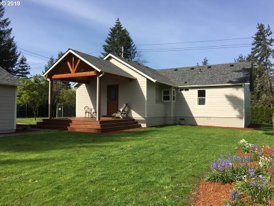 Battle Ground Single Family Home For Sale: 21903 NE 227th Ave