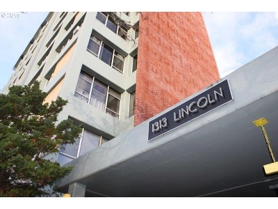 Eugene Condo/Townhouse For Sale: 1313 Lincoln St #1008
