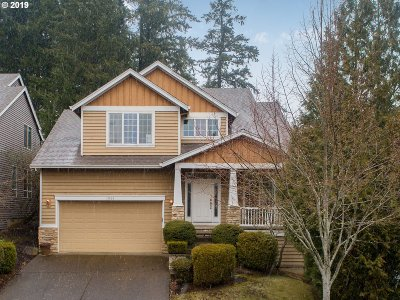 Beaverton Single Family Home For Sale: 15525 SW Beverly Beach Ct
