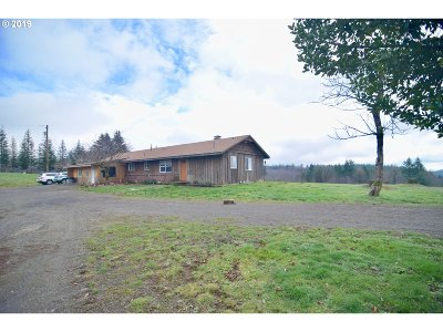 North Plains Single Family Home For Sale: 23101 NW Hansen Rd