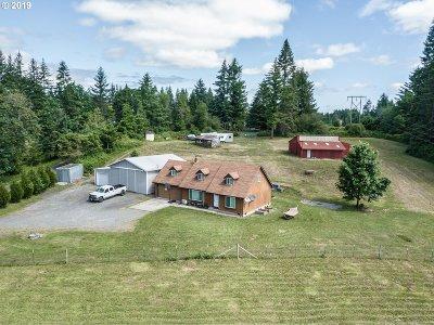 Battle Ground Single Family Home For Sale: 30507 NE 103rd Ave