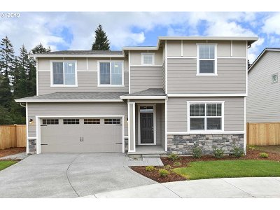 Vancouver Single Family Home For Sale: 16611 NE 93rd Way