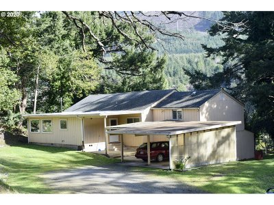 Gold Beach Single Family Home For Sale: 28580 Hunter Creek Loop