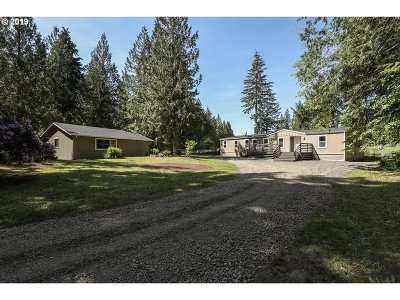 Castle Rock WA Single Family Home For Sale: $314,900