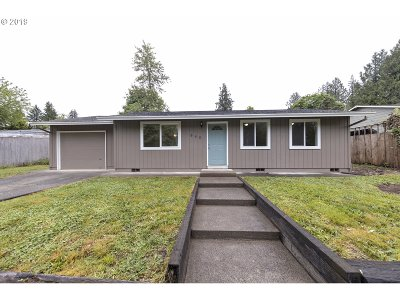 Estacada Single Family Home Pending: 945 SW Lakeshore Dr