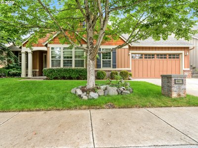 Camas Single Family Home For Sale: 19612 SE 25th St