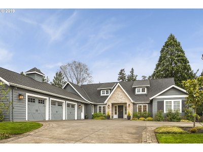 Lake Oswego Single Family Home For Sale: 931 Atwater Rd