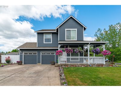 Mcminnville Single Family Home For Sale: 2385 NW McGarey Dr