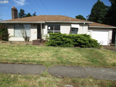 Single Family Home For Sale: 4510 SE 99th Ave