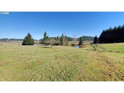 Eugene Residential Lots & Land For Sale: 27430 Erickson Rd