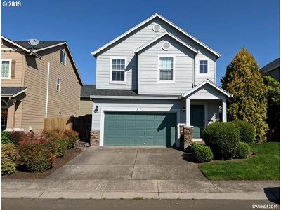 Canby Single Family Home For Sale: 872 NW 1st Ave